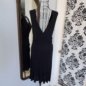 Arden B. Black evening dress